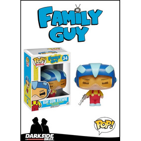 Family Guy - Ray Gun Stewie - Funko Pop! - Darkside Bros