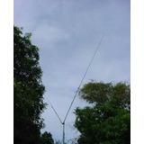 Antena Para Radios Hf Cornuta De 40m / 15m Yaesu Y Kenwood