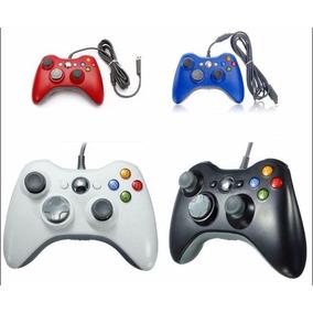 Control Xbox 360 Alámbrico Remate Sellados