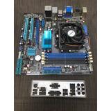 Motherboard Asus C/procesador Athlonx2 Con Salida Hdmi Ddr2