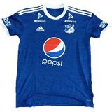 Camiseta De Fútbol Millonarios Fc 2018 Original