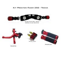 Kit Slider Procton Racing Yamaha Fazer 250 - 4 Pecas