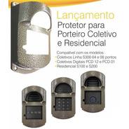 Protetor Para Interfone Coletivo 4 Ou 8 Pontos Agl S300