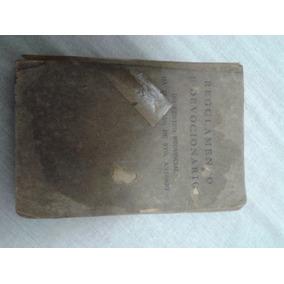 Regulamento E Devocionario Xvi Edição 1946