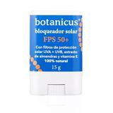 Bloqueador Botanicus Solar Fps50+ Natural Proteccion Piel