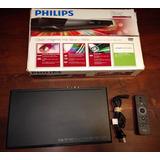 Reproductor Dvd Philips Dvp3880kx/77 Usado E Impecable!!