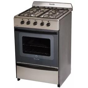 Cocina Escorial Master Std Acero Multi Gas Natural Env. 56cm