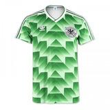 fea1366d0e Camisa Alemanha Verde Retro - Futebol no Mercado Livre Brasil