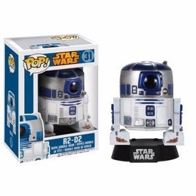 Funko Pop! R2-d2- Star-wars - Lacrado E Novo