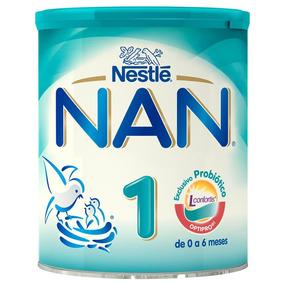 Nan 1 Leche Lr Polvo 24/350 Gr