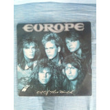 Europe Out Of This World Heavy Metal Rock Acetato Lp Vinilo