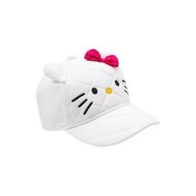 Gorra De La Hello Kitty De Beisbol