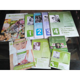 Guias Manuales Folletos Herbalife + 2 Cd Nuevo