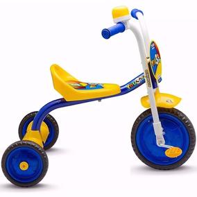 Triciclo 3 Rodas Nathor Bicicleta Infantil Menino You 3 Boy