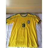 Camisa Brasil Réplica 1998