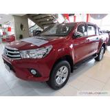 Toyota Hilux 2.8 Srv 4x2 Entrega Inmediata Anticipo 160.000