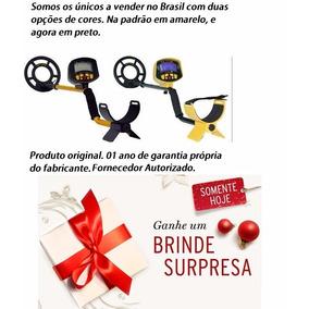 Detector De Ouro E Preciosos Md3010 Original Pronta Entrega