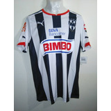 Jersey Playera Rayados De Monterrey Local Tallas 2015