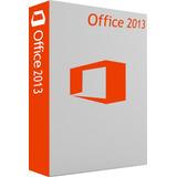 Licencia Office Professional Plus 2013 Original
