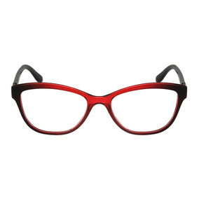 Óculos De Grau Vogue Vo5130l 2518 52 Vermelho Gradiente 7ee3772324
