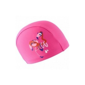 Gorra De Natación De Punto Estampada Talla Ch Flamingo Rosa 15da439cc17