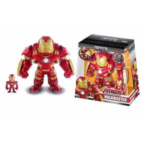 Hulkbuster Metal Die Cast Avengers Jada 16cm - M132 Dtc 4066