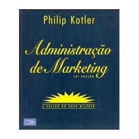 Philip Kotler Administração De Marketing 10 Edição