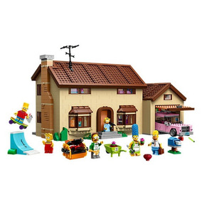 Lego Casa Simpsons 71006 De Contado Mas Barato