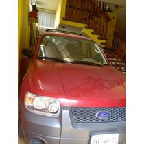 Ford Escape Modelo 2007