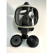 Máscara Panorámica Bi-filtro Para Partículas.