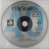 Playstation 1 Magazine Demo Disc - January 2001 / Ps1 Usa 10
