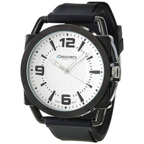 Reloj Hombre Moda Casual Disc 6105 C Discovery Expedition
