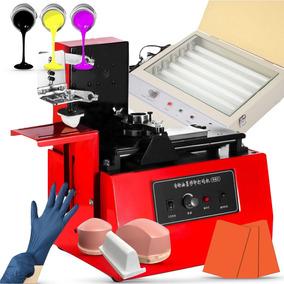 Kit Profesional De Inicio Para Tampografía Semi-automático