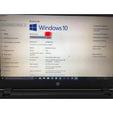 Laptop Hp15 4 Gb Ram 500 Gb Disco Duro