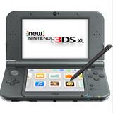 Nintendo 3ds Xl New Black (negro) + Juego Pokemon Y