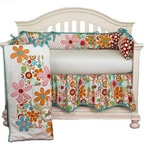 Cotton Tale Designs Lizzie 4 Piezas De Ropa De Cama Cuna Se