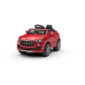 Carro Montable Eléctrico Para Niños Maserati 6v