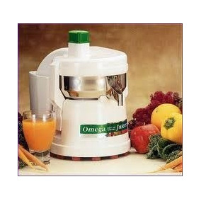 Extractor Para Jugos Fruta-vegetales Industrial Omega J4000