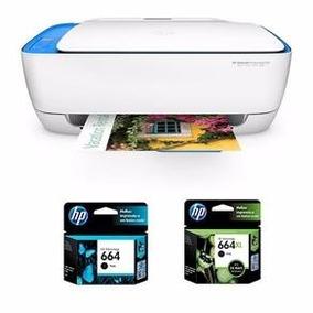 Impresora Hp Deskjet 3635. Imprime Desde Tu Smartphone.