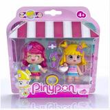 Pinypon Figuras Amigas De Shopping Con Accesorios De Famosa