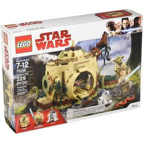 Lego Star Wars 75208 Yodas Hut Jugueteria Bunny Toys