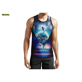 47f9a8d64 Camiseta Astronauta - Camisetas Regatas no Mercado Livre Brasil