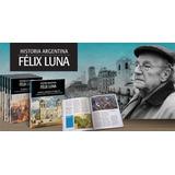 Biblioteca Historia Argentina Félix Luna, Varios