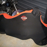 Capa Para Moto Harley Davidson Softail Springer Classic Nova
