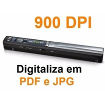 Mini Scanner De Mão Portátil 900dpi Tsn410 - Skypix