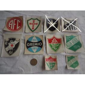bccc26de67 Adesivo Futebol Base D  Agua Gremio Botafogo Santos (pele). Usado - Paraná