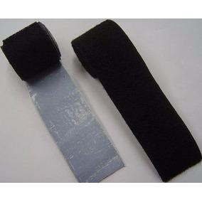 Velcro Macho E Femea 1m Comp. 5cm De Larg. Adesivado
