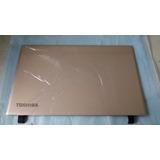 Lcd Cover Toshiba L50-c, L55-c - A000388460 Plata