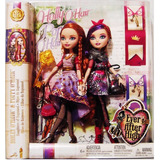 Ever After High Paq. Poppy Y Holly Hijas De Rapunzel