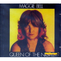 Maggie Bell 1974 Queen Of The Night Cd Remaster Importado